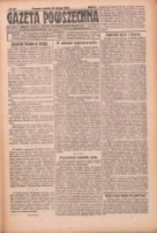 Gazeta Powszechna: organ Zjednoczenia Producentów Rolnych 1921.02.05 R.2 Nr10