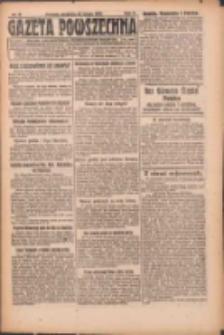 Gazeta Powszechna: organ Zjednoczenia Producentów Rolnych 1921.02.13 R.2 Nr17