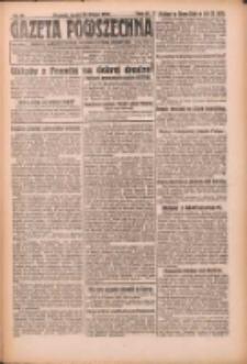Gazeta Powszechna: organ Zjednoczenia Producentów Rolnych 1921.02.16 R.2 Nr19