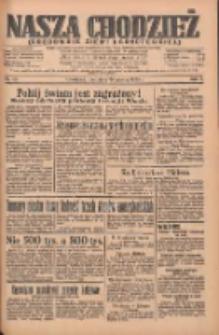 Nasza Chodzież: organ poświęcony obronie interesów narodowych na zachodnich ziemiach Polski 1935.03.24 R.6 Nr70