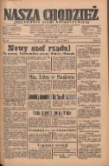 Nasza Chodzież: organ poświęcony obronie interesów narodowych na zachodnich ziemiach Polski 1935.03.30 R.6 Nr75