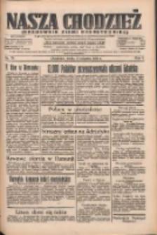 Nasza Chodzież: organ poświęcony obronie interesów narodowych na zachodnich ziemiach Polski 1935.04.03 R.6 Nr78