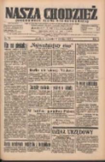 Nasza Chodzież: organ poświęcony obronie interesów narodowych na zachodnich ziemiach Polski 1935.04.04 R.6 Nr79