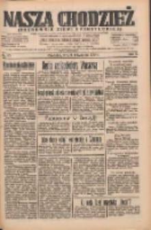 Nasza Chodzież: organ poświęcony obronie interesów narodowych na zachodnich ziemiach Polski 1935.04.09 R.6 Nr83
