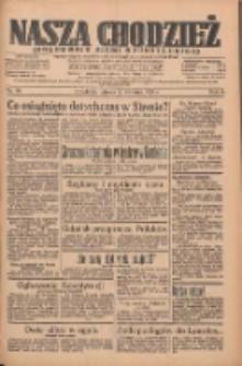 Nasza Chodzież: organ poświęcony obronie interesów narodowych na zachodnich ziemiach Polski 1935.04.16 R.6 Nr89