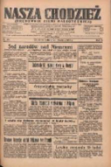 Nasza Chodzież: organ poświęcony obronie interesów narodowych na zachodnich ziemiach Polski 1935.04.20 R.6 Nr93