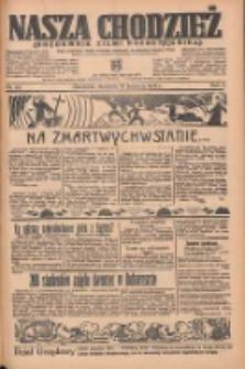 Nasza Chodzież: organ poświęcony obronie interesów narodowych na zachodnich ziemiach Polski 1935.04.21 R.6 Nr94