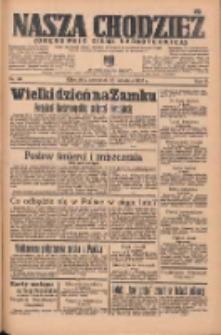 Nasza Chodzież: organ poświęcony obronie interesów narodowych na zachodnich ziemiach Polski 1935.04.25 R.6 Nr96