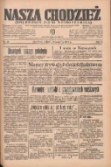 Nasza Chodzież: organ poświęcony obronie interesów narodowych na zachodnich ziemiach Polski 1935.04.27 R.6 Nr98