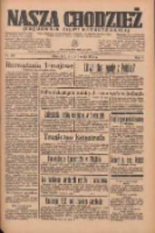 Nasza Chodzież: organ poświęcony obronie interesów narodowych na zachodnich ziemiach Polski 1935.05.01 R.6 Nr101