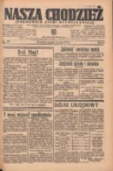 Nasza Chodzież: organ poświęcony obronie interesów narodowych na zachodnich ziemiach Polski 1935.05.03 R.6 Nr103