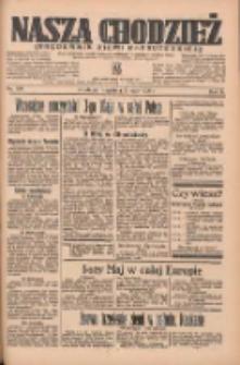 Nasza Chodzież: organ poświęcony obronie interesów narodowych na zachodnich ziemiach Polski 1935.05.05 R.6 Nr104