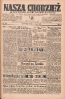Nasza Chodzież: organ poświęcony obronie interesów narodowych na zachodnich ziemiach Polski 1935.05.10 R.6 Nr108