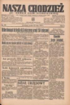 Nasza Chodzież: organ poświęcony obronie interesów narodowych na zachodnich ziemiach Polski 1935.05.22 R.6 Nr118