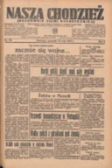 Nasza Chodzież: organ poświęcony obronie interesów narodowych na zachodnich ziemiach Polski 1935.05.23 R.6 Nr119