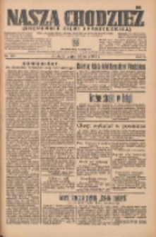 Nasza Chodzież: organ poświęcony obronie interesów narodowych na zachodnich ziemiach Polski 1935.05.24 R.6 Nr120