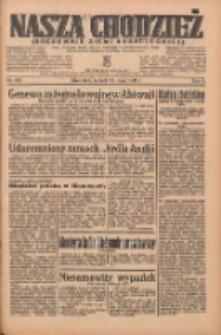 Nasza Chodzież: organ poświęcony obronie interesów narodowych na zachodnich ziemiach Polski 1935.05.28 R.6 Nr123