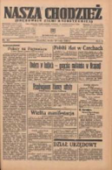 Nasza Chodzież: organ poświęcony obronie interesów narodowych na zachodnich ziemiach Polski 1935.05.29 R.6 Nr124