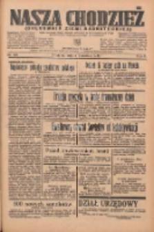 Nasza Chodzież: organ poświęcony obronie interesów narodowych na zachodnich ziemiach Polski 1935.06.01 R.6 Nr126