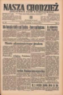 Nasza Chodzież: organ poświęcony obronie interesów narodowych na zachodnich ziemiach Polski 1935.06.02 R.6 Nr127