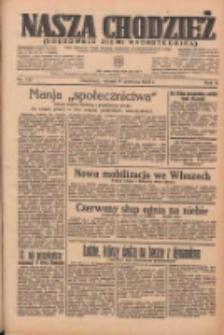 Nasza Chodzież: organ poświęcony obronie interesów narodowych na zachodnich ziemiach Polski 1935.06.04 R.6 Nr128