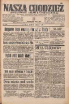 Nasza Chodzież: organ poświęcony obronie interesów narodowych na zachodnich ziemiach Polski 1935.06.05 R.6 Nr129