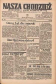 Nasza Chodzież: organ poświęcony obronie interesów narodowych na zachodnich ziemiach Polski 1935.06.07 R.6 Nr131