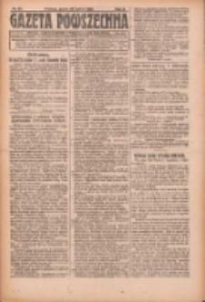 Gazeta Powszechna: organ Zjednoczenia Producentów Rolnych 1921.02.25 R.2 Nr27