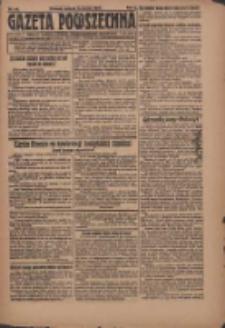 Gazeta Powszechna: organ Zjednoczenia Producentów Rolnych 1921.03.05 R.2 Nr34