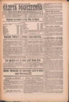 Gazeta Powszechna: organ Zjednoczenia Producentów Rolnych 1921.03.25 R.2 Nr51