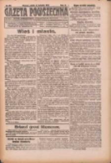 Gazeta Powszechna: organ Zjednoczenia Producentów Rolnych 1921.04.08 R.2 Nr62
