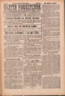 Gazeta Powszechna: organ Zjednoczenia Producentów Rolnych 1921.04.19 R.2 Nr71