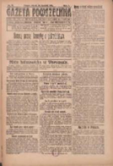 Gazeta Powszechna: organ Zjednoczenia Producentów Rolnych 1921.04.26 R.2 Nr76