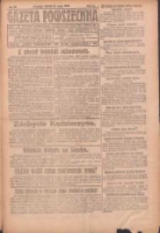 Gazeta Powszechna: organ Zjednoczenia Producentów Rolnych 1921.05.14 R.2 Nr91
