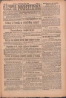 Gazeta Powszechna: organ Zjednoczenia Producentów Rolnych 1921.05.22 R.2 Nr97