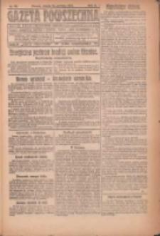 Gazeta Powszechna: organ Zjednoczenia Producentów Rolnych 1921.06.18 R.2 Nr119