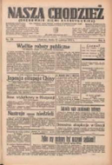 Nasza Chodzież: organ poświęcony obronie interesów narodowych na zachodnich ziemiach Polski 1935.06.10 R.6 Nr134