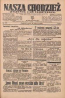 Nasza Chodzież: organ poświęcony obronie interesów narodowych na zachodnich ziemiach Polski 1935.06.15 R.6 Nr137