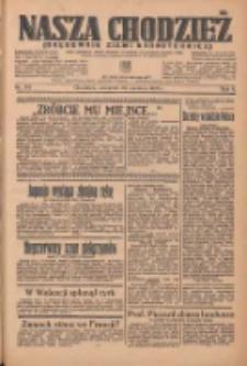 Nasza Chodzież: organ poświęcony obronie interesów narodowych na zachodnich ziemiach Polski 1935.06.20 R.6 Nr141