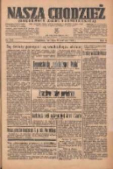 Nasza Chodzież: organ poświęcony obronie interesów narodowych na zachodnich ziemiach Polski 1935.06.23 R.6 Nr143