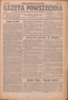 Gazeta Powszechna: organ Zjednoczenia Producentów Rolnych 1921.07.10 R.2 Nr137