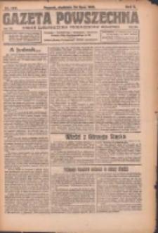 Gazeta Powszechna: organ Zjednoczenia Producentów Rolnych 1921.07.24 R.2 Nr149