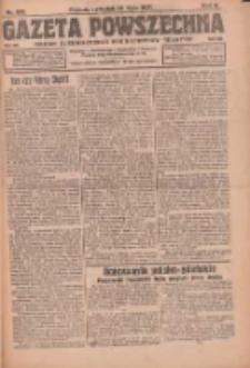 Gazeta Powszechna: organ Zjednoczenia Producentów Rolnych 1921.07.28 R.2 Nr152