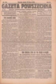 Gazeta Powszechna: organ Zjednoczenia Producentów Rolnych 1921.07.29 R.2 Nr153