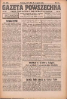 Gazeta Powszechna: organ Zjednoczenia Producentów Rolnych 1921.08.04 R.2 Nr158