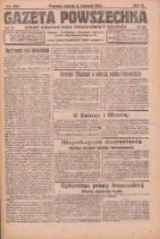 Gazeta Powszechna: organ Zjednoczenia Producentów Rolnych 1921.08.09 R.2 Nr162