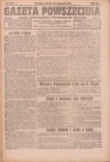 Gazeta Powszechna: organ Zjednoczenia Producentów Rolnych 1921.08.20 R.2 Nr171