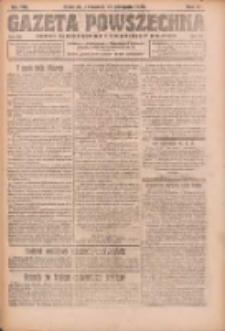 Gazeta Powszechna: organ Zjednoczenia Producentów Rolnych 1921.08.25 R.2 Nr175