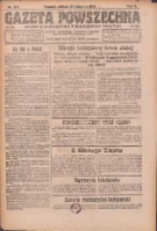 Gazeta Powszechna: organ Zjednoczenia Producentów Rolnych 1921.08.27 R.2 Nr177