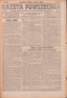 Gazeta Powszechna: organ Zjednoczenia Producentów Rolnych 1921.09.01 R.2 Nr181
